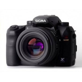 Sigma SD14 body