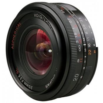 Voigtlander Color Skopar 20mm F3.5 SL II Aspherical (Nikon)