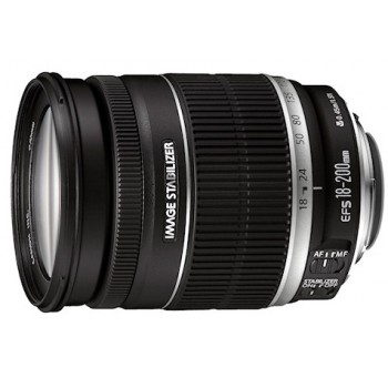 Canon EF-S 18-200 mm f/3.5-5.6 IS (OEM)