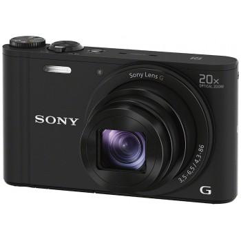 SONY DSC-WX350 (czarny)