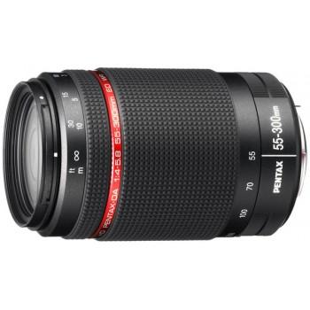 Pentax DA 55-300mm f/4-5,8 ED WR HD