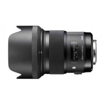Sigma 50mm f/1.4 DG HSM Art (Nikon) + filtr Marumi UV Fit+Slim gratis!