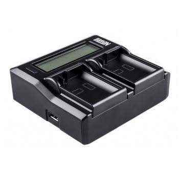 Newell LCD Dual Charger Nikon EN-EL15