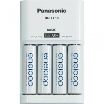 Panasonic Eneloop BQ-CC18