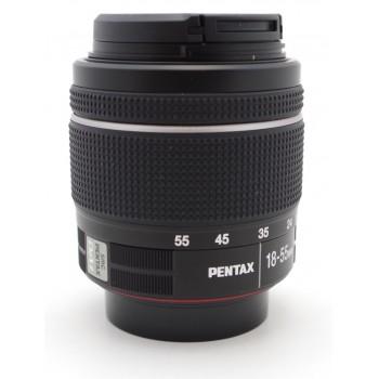 Pentax DAL 18-55 f/3.5-5.6 WR