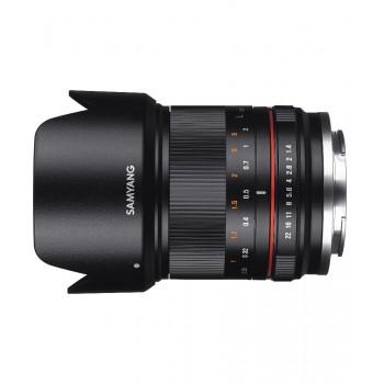 Samyang 21mm F1.4 ED AS UMC CS (Canon EOS-M)