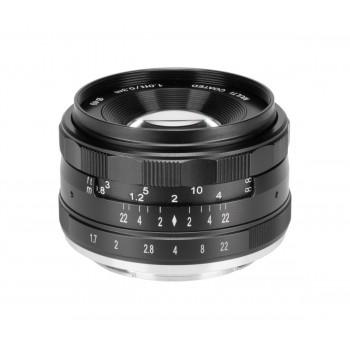 Meike MK-35 obiektyw 35mm f/1.7 (Fuji FX-mount)