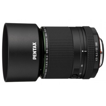 Pentax DA 55-300mm f/4.5-6.3 ED PLM WR RE HD