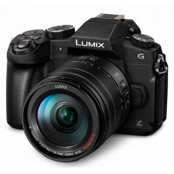 Panasonic Lumix DMC-G80H + 14-140