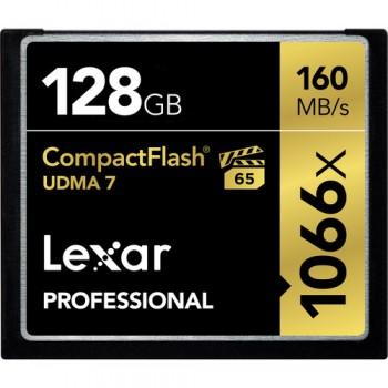 Lexar CF 128GB 160MB/s 1066x Professional CF