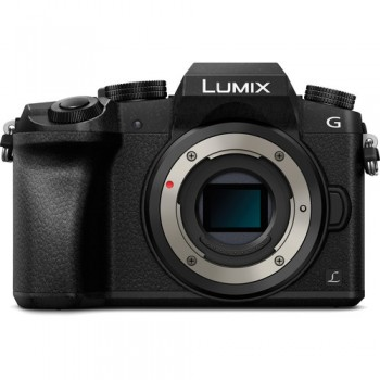 Panasonic Lumix DMC-G7 body czarny