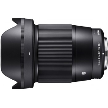 Sigma 16mm F1.4 DC DN Contemporary (Sony E-mount)