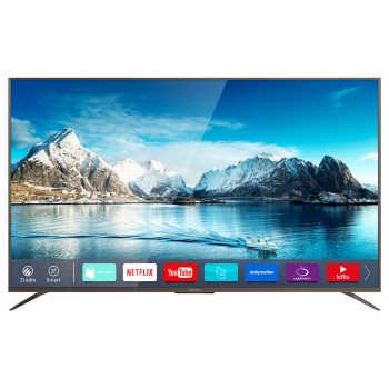 Kruger&Matz KM0255UHD-S2 SMART TV 55""