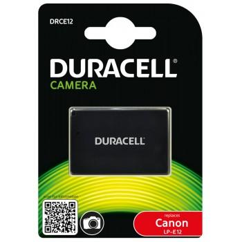Duracell Canon LP-E12 (DRCE12)