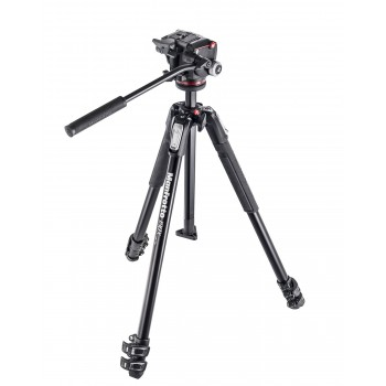 Manfrotto MK190X3-2W Statyw z głowicą video