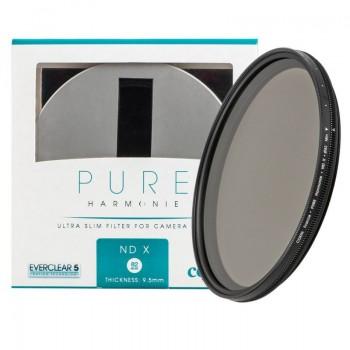 Cokin PURE Harmonie filtr szary NDX o zmiennej szarości 72mm