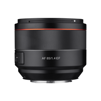 Samyang AF 85mm f/1.4 (Canon)