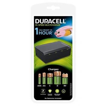 DURACELL CEF22EU-EU Ładowarka sieciowa do baterii AA/AAA/C/D/9V