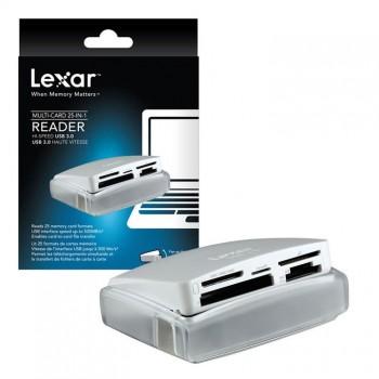 Czytnik kart Lexar Multi Card 25-IN-1 USB 3.0