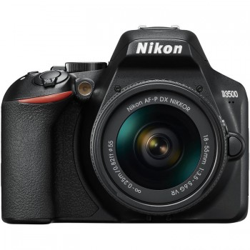 Nikon D3500 + AF-P 18-55 VR