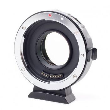 Viltrox EF-M2 II Adapter bagnetowy Canon EF do MFT 0.71x