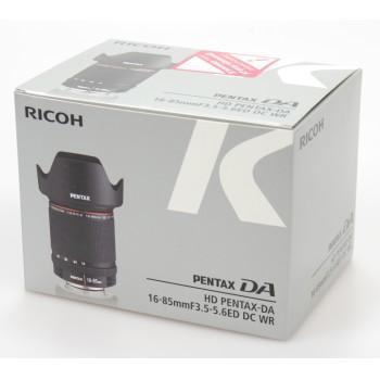Pentax DA 16-85 mm f/3.5-5.6 ED DC WR HD (BOX) DOSTĘPNY