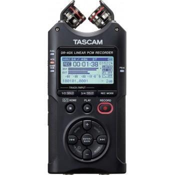 Tascam DR-40X Cyfrowy rejestrator audio
