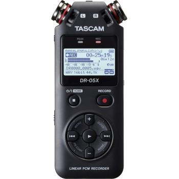 Tascam DR-05X Cyfrowy rejestrator audio
