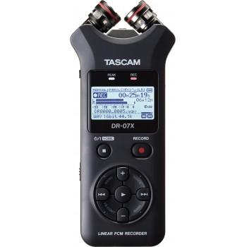 Tascam DR-07X Cyfrowy rejestrator audio