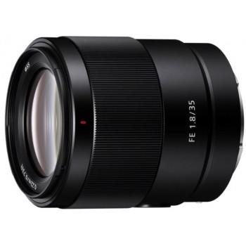 Sony SEL FE 35mm f/1.8 (SEL35F18F) Zadzwoń i spytaj o aktualne promocje!