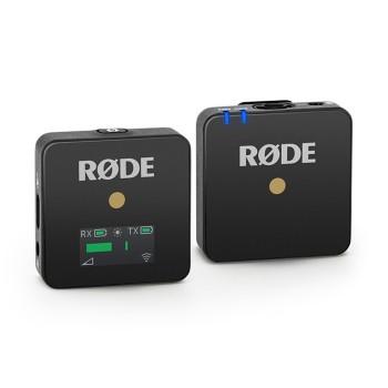 RODE Wireless GO Ultra-kompaktowy cyfrowy system bezprzewodowy