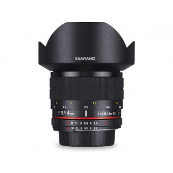 Samyang 14mm f/2.8 AE ED AS IF UMC (Canon)