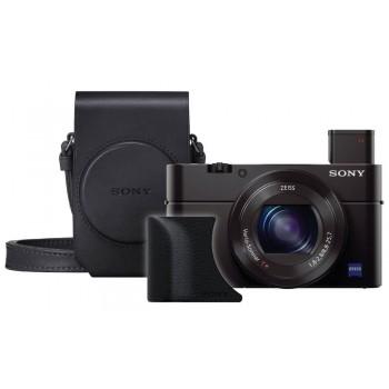 Sony DSC-RX100 III + Grip AG-R2 + Torba LCS-RXG (DSC-RX100M3GDI)