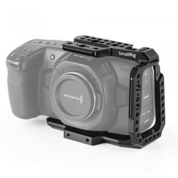 SmallRig 2254B Blackmagic Pocket Cinema Camera 4K/6K Half Cage (nowa wersja)