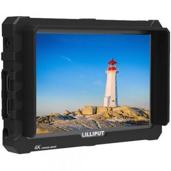 """Lilliput A7s Monitor podglądowy 7"""" (czarny)"""