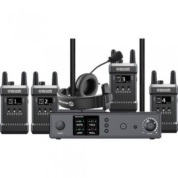 Hollyland MARST1000 Full-Duplex Wireless Intercom System