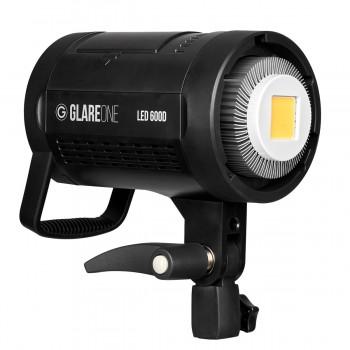 GlareOne LED 600D Studyjna lampa światła ciągłego