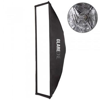 GlareOne Softbox Easy Fold 30x120cm szybki montaż