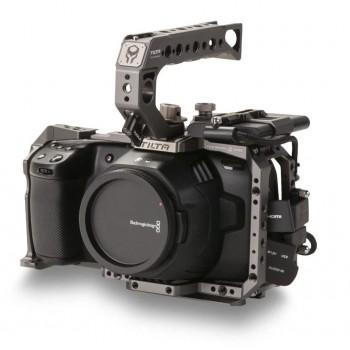 Tilta TA-T01-B-G Camera Cage BMPCC 4K/6K Basic Kit klatka operatorska