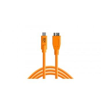 Tether Tools TetherPro USB-C to USB 3.0 Micro-B (CUC3315) kabel do tetheringu