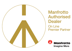 Manfrotto Authorised Dealer - Online Premier Partner